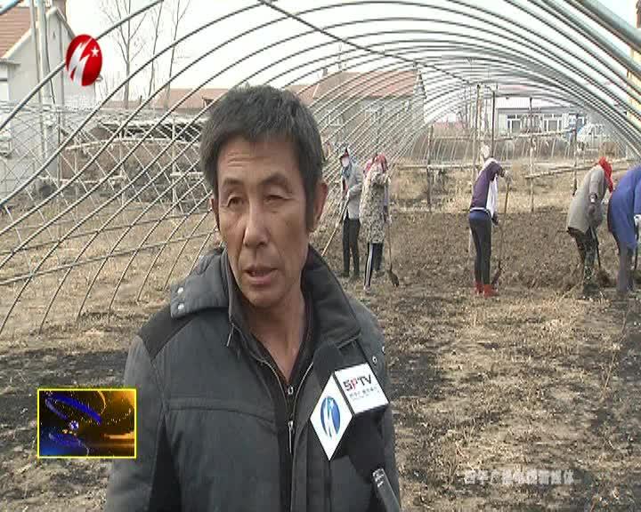 惊蛰时节寒转暖 农家春早备耕忙