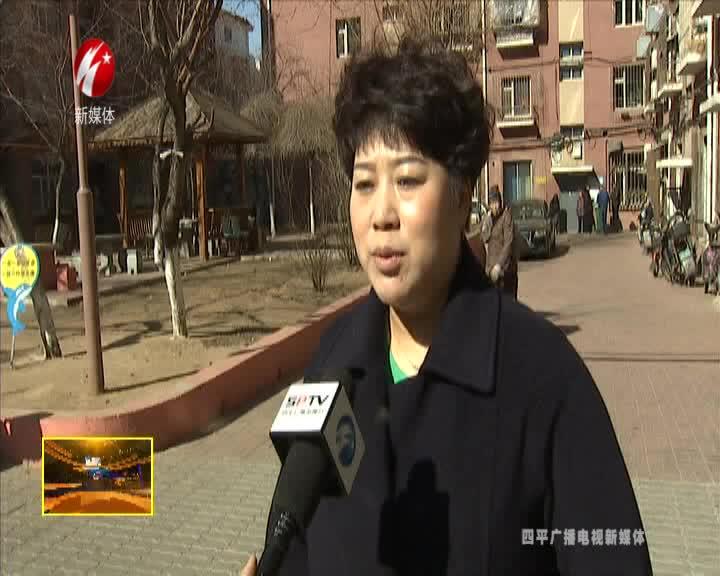 社区主任侯艳玲:坚定信念 为民服务