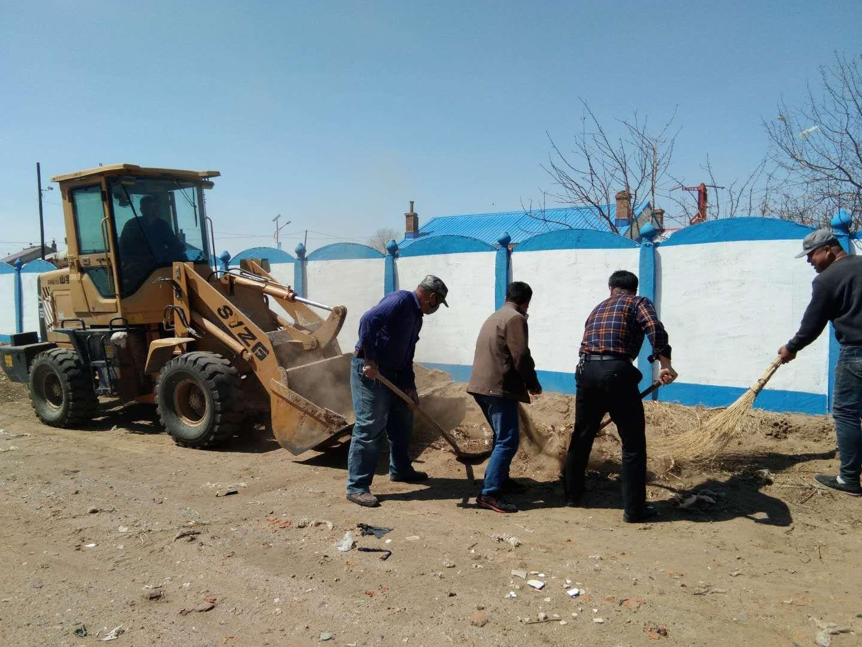 【农村人居环境整治进行时】前郭灌区国营红旗农场在行动