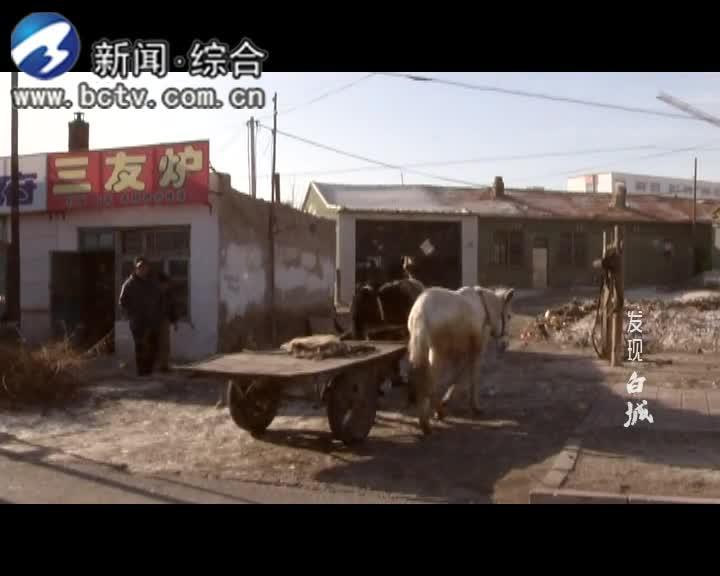 系列纪录片《渐行渐远的行当—挂马掌》下集 马掌技艺