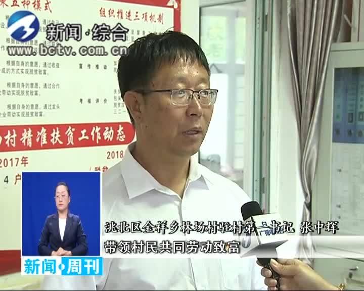 2019.7.7白城新闻周刊