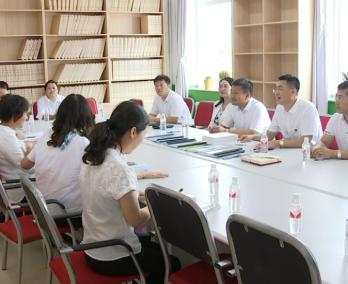 集安:杨文慧到开发区小学看望慰问教师