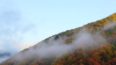 集安vlog:这座山撑起了集安秋天的颜色