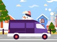 【安全】冬季冰雪天气行车安全注意事项