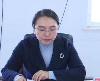 (集安)王婧楠深入黎明街道宣讲党的十九届四中全会精神
