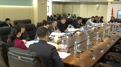 中共集安市委2019年第26次常委(扩大)会议