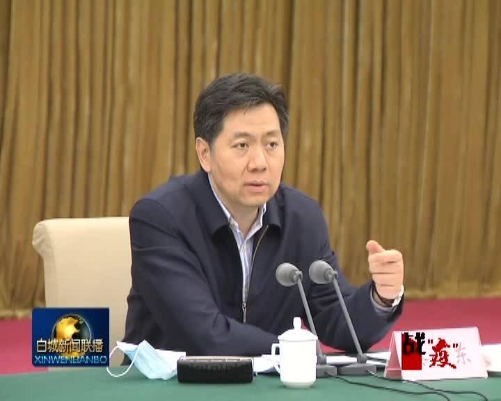副省长蔡东来我市督导检查疫情防控工作