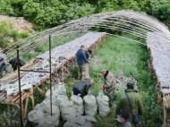 集安麻线乡政府全力保障集桓高速公路征拆工作顺利推进