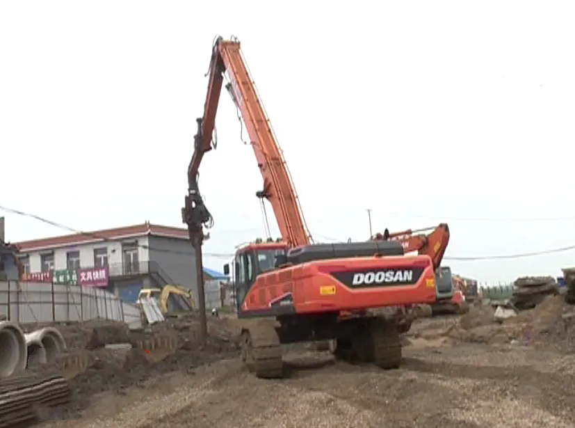 查干湖生态小镇启动第二期拆迁工程