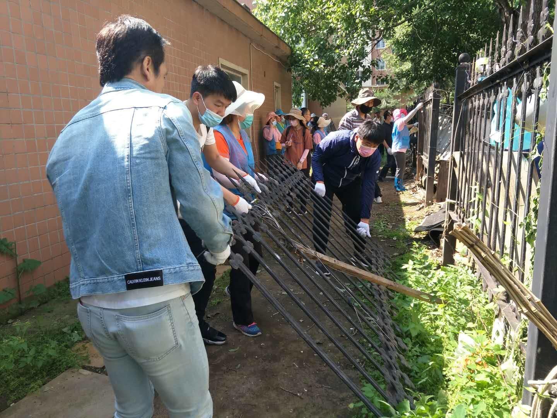 加强城市环境治理 打造宜居好社区