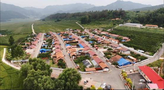 葫芦套村:加快美丽乡村建设 谱写农村新画卷