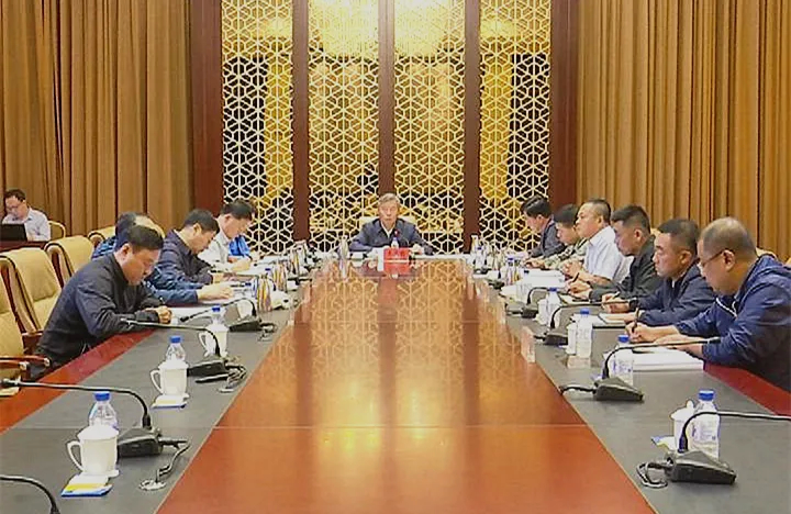 前郭县召开防汛工作会议