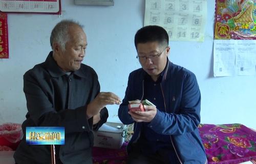 集安驻村第一书记钟俊——践行民族团结 打赢脱贫攻坚战