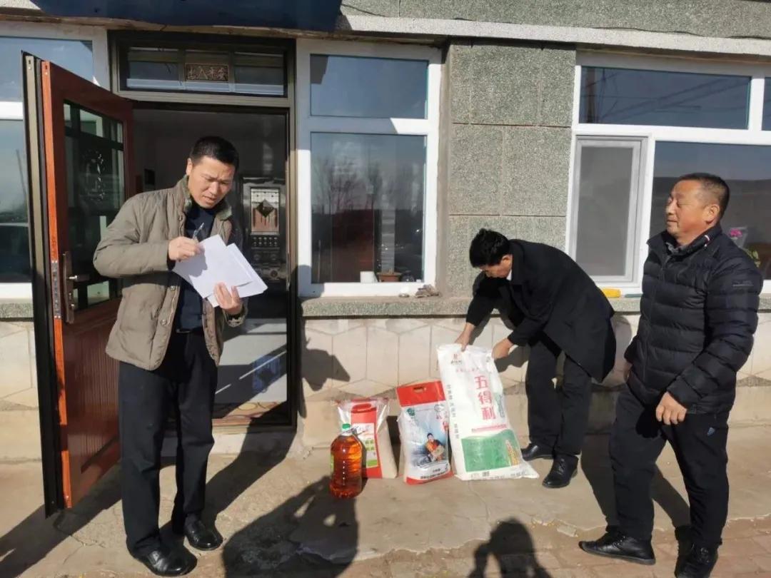 【决战决胜脱贫攻坚】前郭县司法局积极开展精准扶贫工作