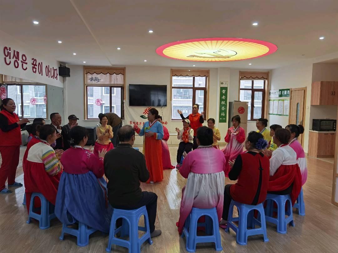 """""""十三五 """"延吉市社会养老服务工作在城乡全面展开"""