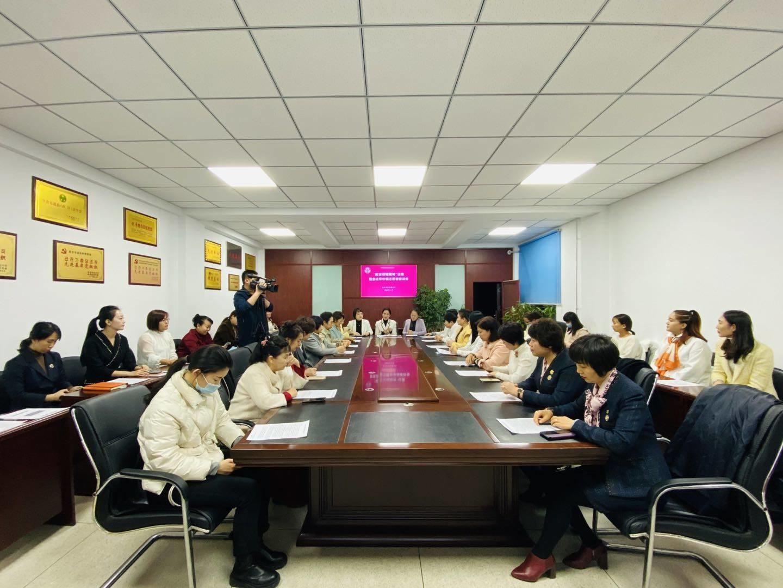 延吉市妇联召开创城座谈会 畅谈创城精神
