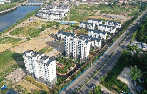 集安-精致城市建设行动  造福民生促进城市发展