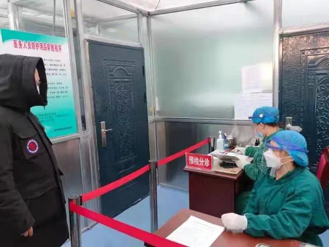 【众志成城 防控疫情】前郭:加强医疗机构院感防控 提升服务能力