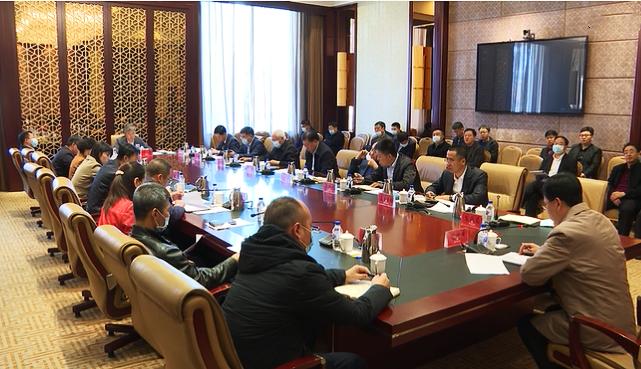 【5A创建进行时】前郭县召开查干湖国家5A级景区创建工作调度会