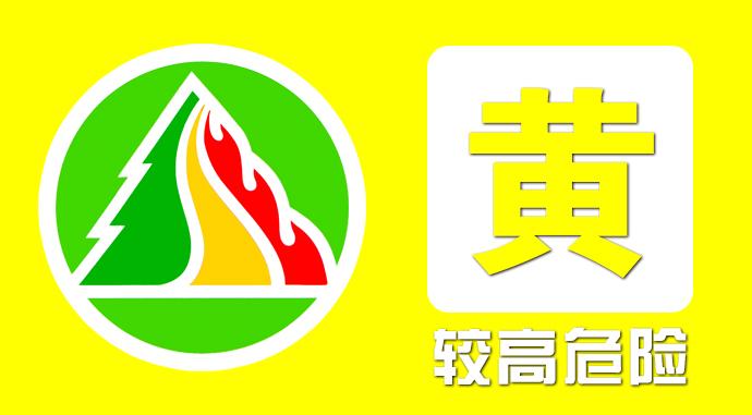 前郭县森林草原防灭火指挥部和前郭县气象局4月28日15时20分继续联合发布森林火险黄色预警信号