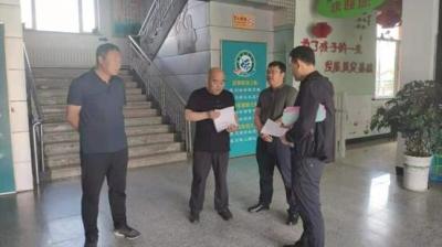 敦化市雁鸣湖镇开展防溺水进校园宣传活动