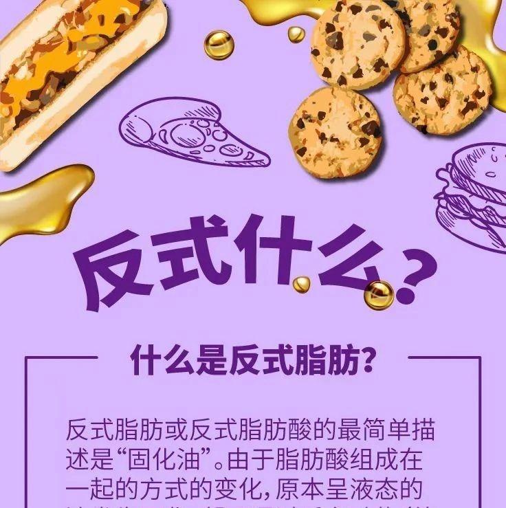 """【健康科普】为什么要少吃油炸食品?世卫组织:关于""""反式脂肪""""的一切,都在这里了!"""