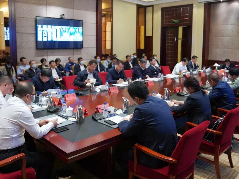 前郭县召开换届风气监督工作会议