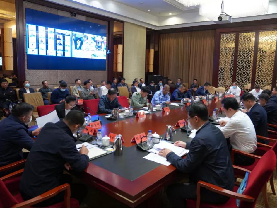 前郭县召开全县近期重点工作会议