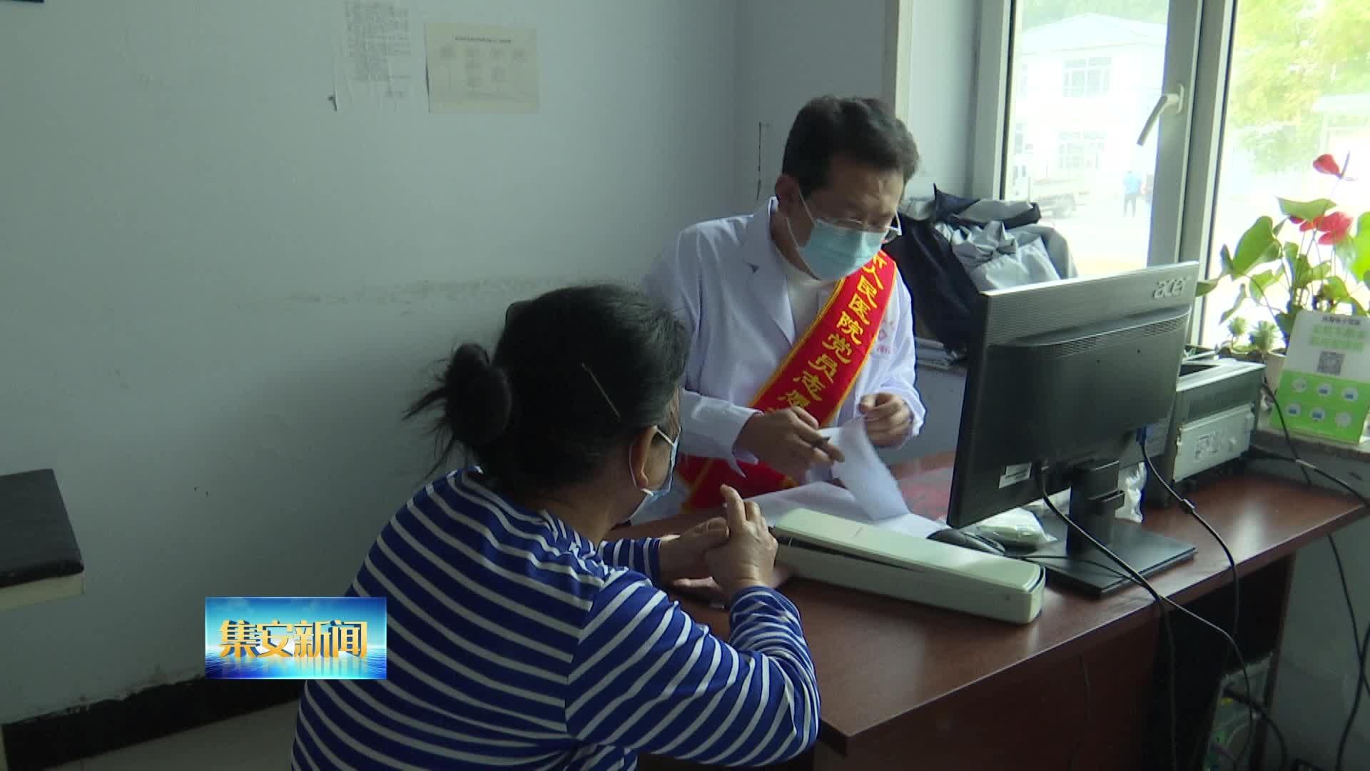 通化市人民医院与我市凉水朝鲜族乡卫生院开展医联体合作