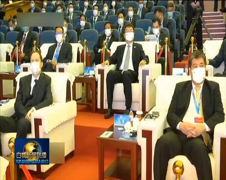 第十三届中国—东北亚博览会:第十三届中国—东北亚博览会开幕式暨第十一届东北亚合作高层论坛隆重举行