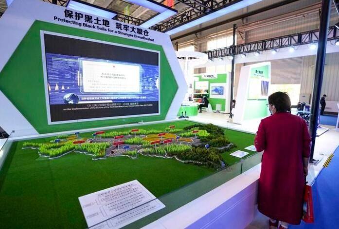 从黑土地到小卫星——东北亚博览会上的东北振兴元素