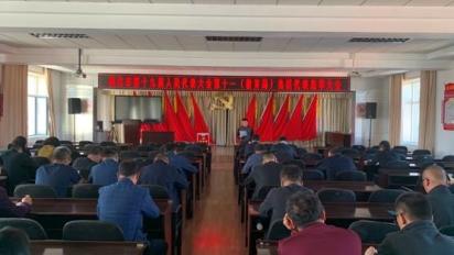 敦化市教育局举行市人民代表大会代表选举投票