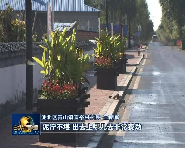 《奋斗百年路 启航新征程·乡村振兴》乡村面貌换新颜 村民生活大改变