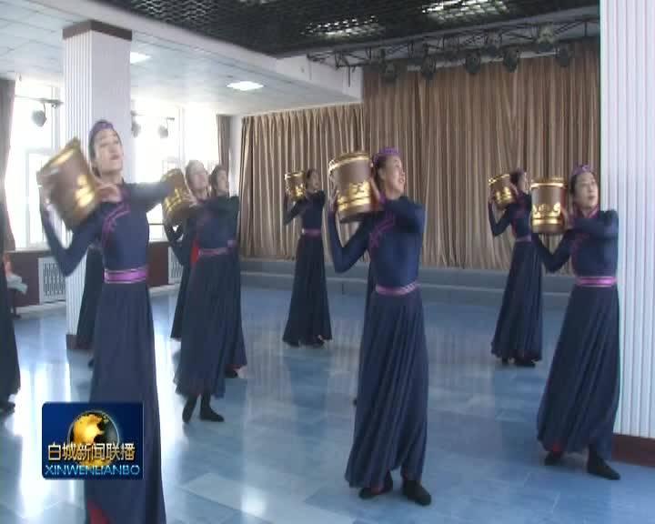 """舞蹈《苏•撒》荣获2021吉林省第二届群众舞蹈大赛暨全省""""群星奖""""选拔赛一等奖"""