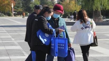 敦化市应急管理局开展国际减灾日宣传
