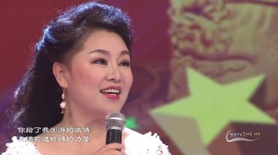 庆祝中国共产党成立100周年原创优秀歌曲展演 _ 党徽你是我最美的胸针