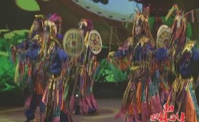 四平春晚 | 舞蹈《满风神韵》