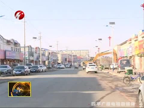 伊通县伊丹镇农民新春伊始忙备耕