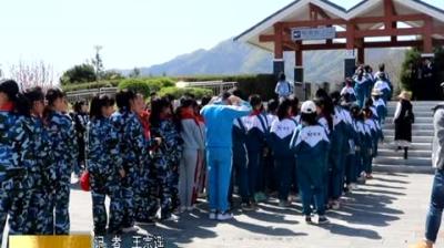 团市委举行2018年红领巾小解说员实践活动启动仪式