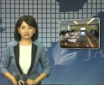 市长杨文慧主持召开我市接受吉林省生态环境保护督察工作推进会议