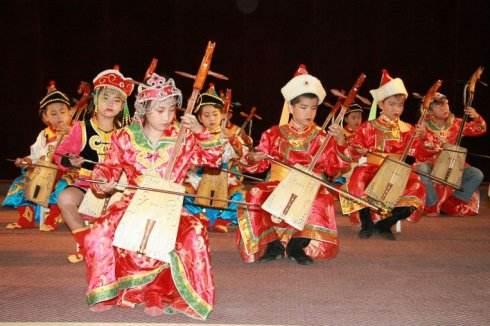 前郭县:在教学中传承少数民族优秀传统文化