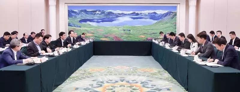 我省与腾讯公司签署战略合作协议 共同推进数字吉林建设